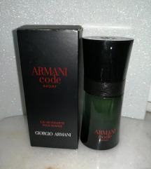 Armani code sport 50 ml original