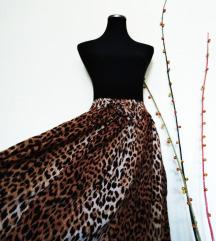 Dugacka pamucna suknja