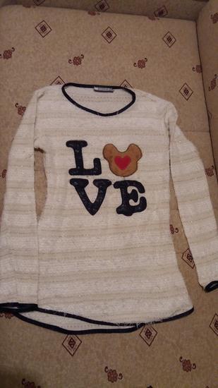 Konačni cupav džemper