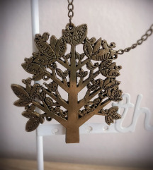 Ogrlica stablo