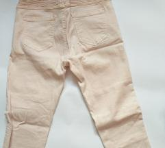 Pantalone puder/roza boje