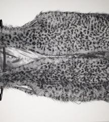 Prsluk-leopard print!