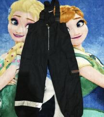 Ski pantalone,vel.5-6 god.