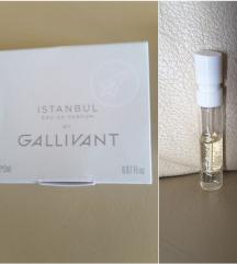 Gallivant Istanbul parfem, original