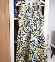 H&M cvetna haljina kao nova