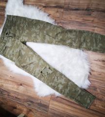 Farmerke Army Zara
