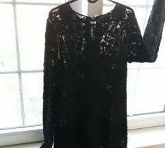 Original Ralph Lauren čipkana haljina