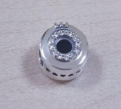 PANDORA pave O kruna srebro