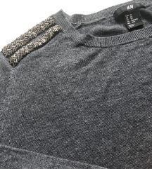 H&M džemper, SNIŽENJE, dodatne slike