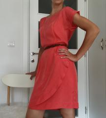 CYRILLUS  *SNIŽENO*  francuska kajsija haljina