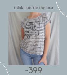 Majica - Think Outside the Box