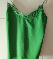 Bretel zelena majica