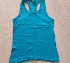 Plava sportska majica