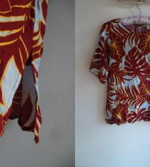 H&M baggy bluza od viskoze, S/M