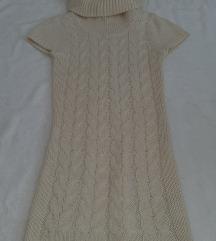 Amisu dzemper/haljina sa ogromnom rolkom