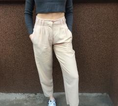 Krem duboke pantalone