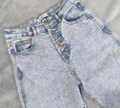 Pull&Bear mom jeans farmerke
