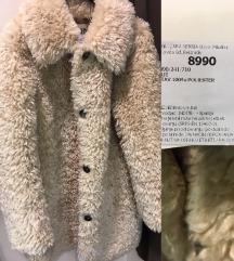 Teddy kaput ZARA (M) nov -70%