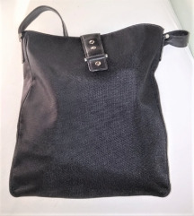 Cerruti velika crna torba NOVO