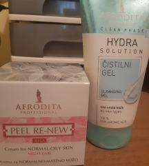 Afrodita pell-renew+Max factor ruz