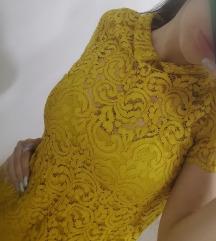 Zara haljina(nikada nosena samo etiketa skinuta)