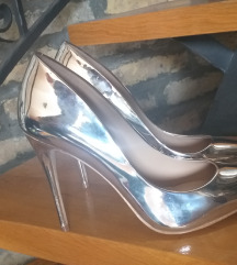 Novo cipele na stiklu, torba Guess
