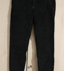 CRNE DEBLJE pantalone