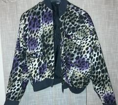 Platnena jaknica sa postavom Vel. 42