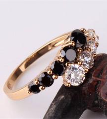 prsten vel 8 pozlata