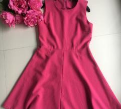 Benetton ciklama haljina