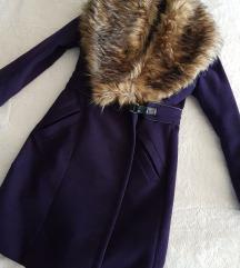 Tiffany nov ljubičasti kaput