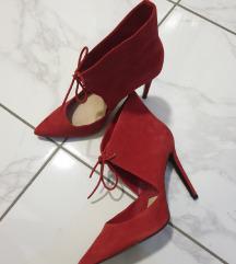 Zara cipele-cizmice 41 broj