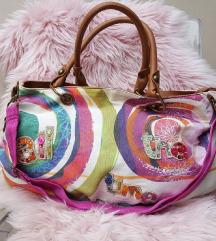 DESIGUAL torba - kao nova