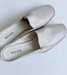 Mubb mekane kožne papuče NOVO