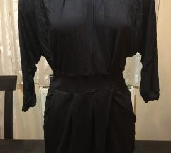 Crna haljina MANGO
