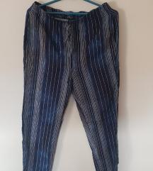 Plave letnje pantalone *NOVO*