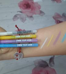 Pastel olovke za oci Show your game