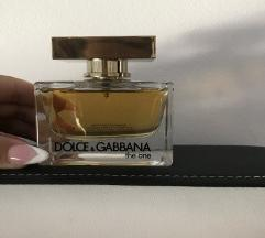Dolce&gabbana the one 75ml original