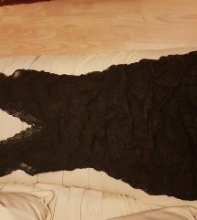 Haljina čipkana sa postavom