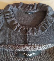 %%%Max Mara vuneni kardigan / džemper, original