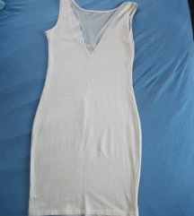 Nova Kikiriki bela  haljina