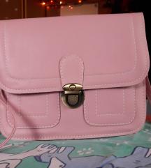 Nova nezno roze torbica