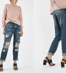 Nove Topshop Boyfriend Jeans