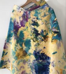 Suknja H&M sarena