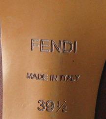 FENDI BRAON SALONKE br. 39,5cm