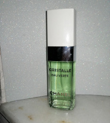 Chanel cristalle eau verte edt 100 ml original