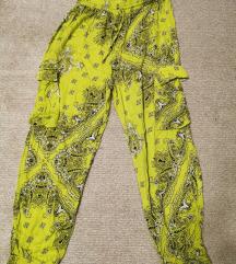 Letnje neon pantalone