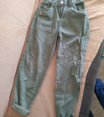Pullandbear mom jeans