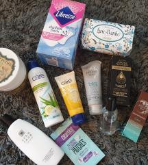 Set nove kozmetike