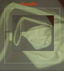 ***Moderna zuta BERSHKA torba***